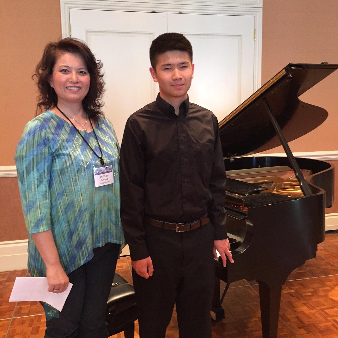 Piano Teacher in Orange County