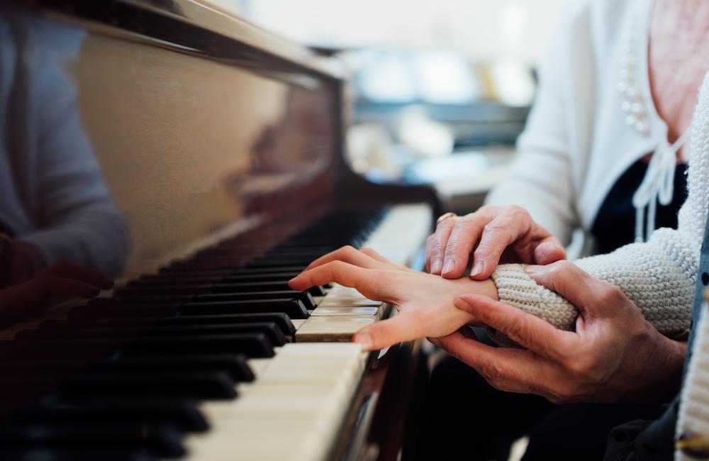 Piano Lessons Orange County