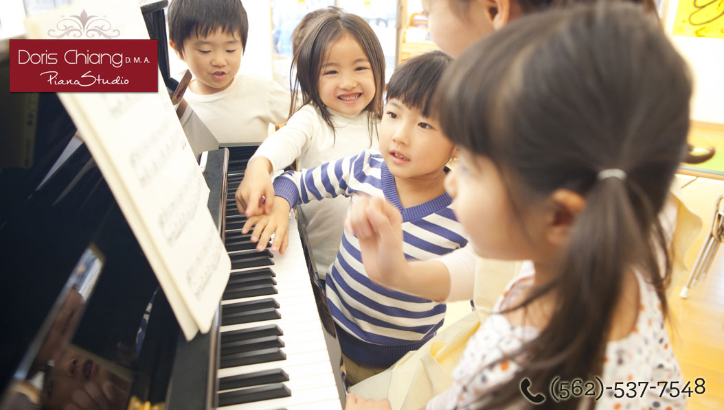 Benefit From Piano Lessons in Irvine