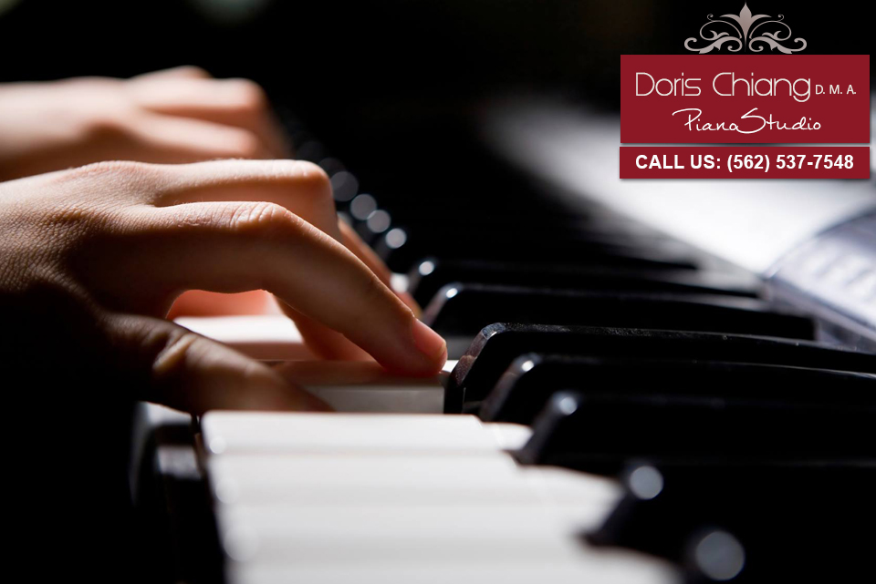 Doris Chiang's piano lessons