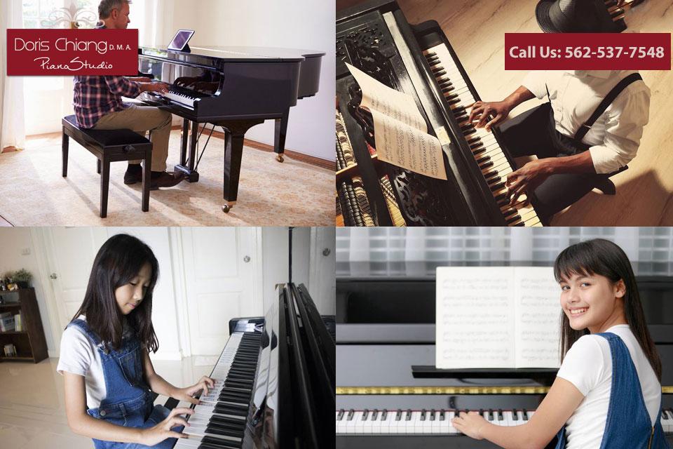 Piano Teacher Newport Beach