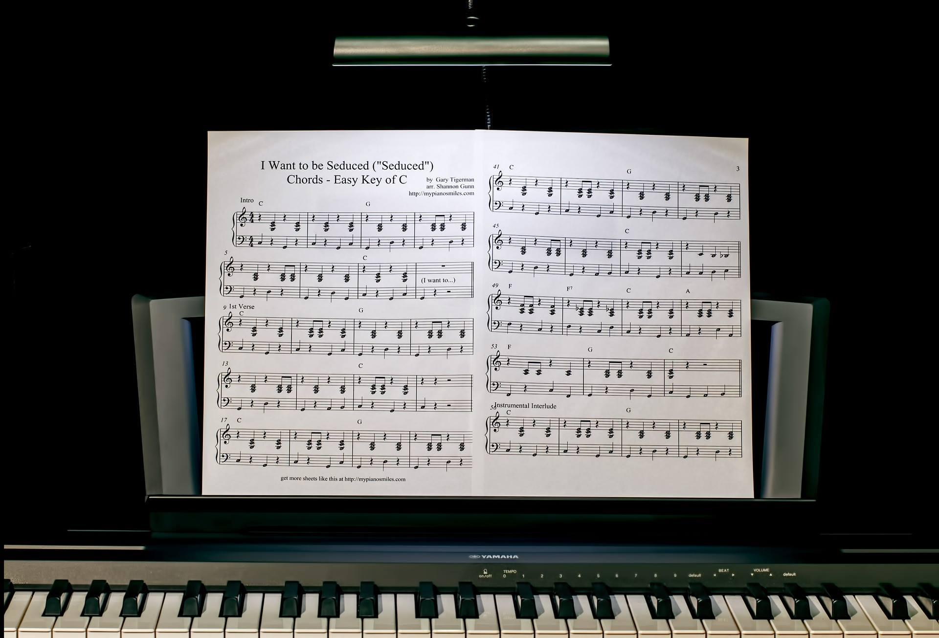 piano teacher in Brea